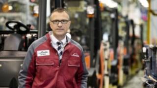 Bernd Roth, Leiter Fahrzeugmontage