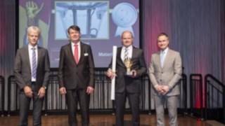 """Mit """"handling award"""" schafft Linde Material Handling Auszeichnungs-Hattrick"""