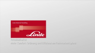 Video zum Terminalhalter von Linde Material Handling