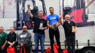Sieger StaplerCup 2019