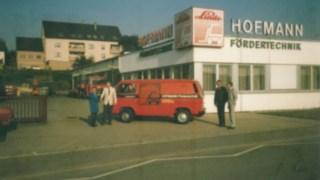 Firmengebäude 1979