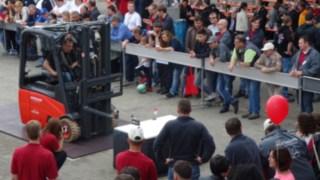 Menschenmenge StaplerCup